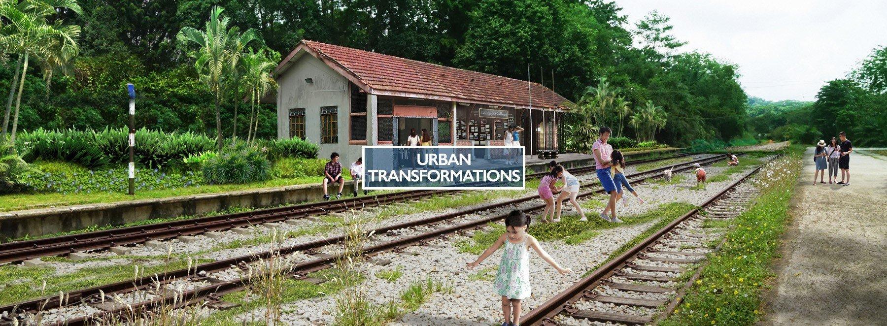 URA Master Plan - Rail Corridor