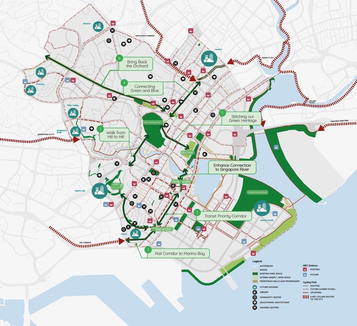 URA Master Plan - Central Region 8