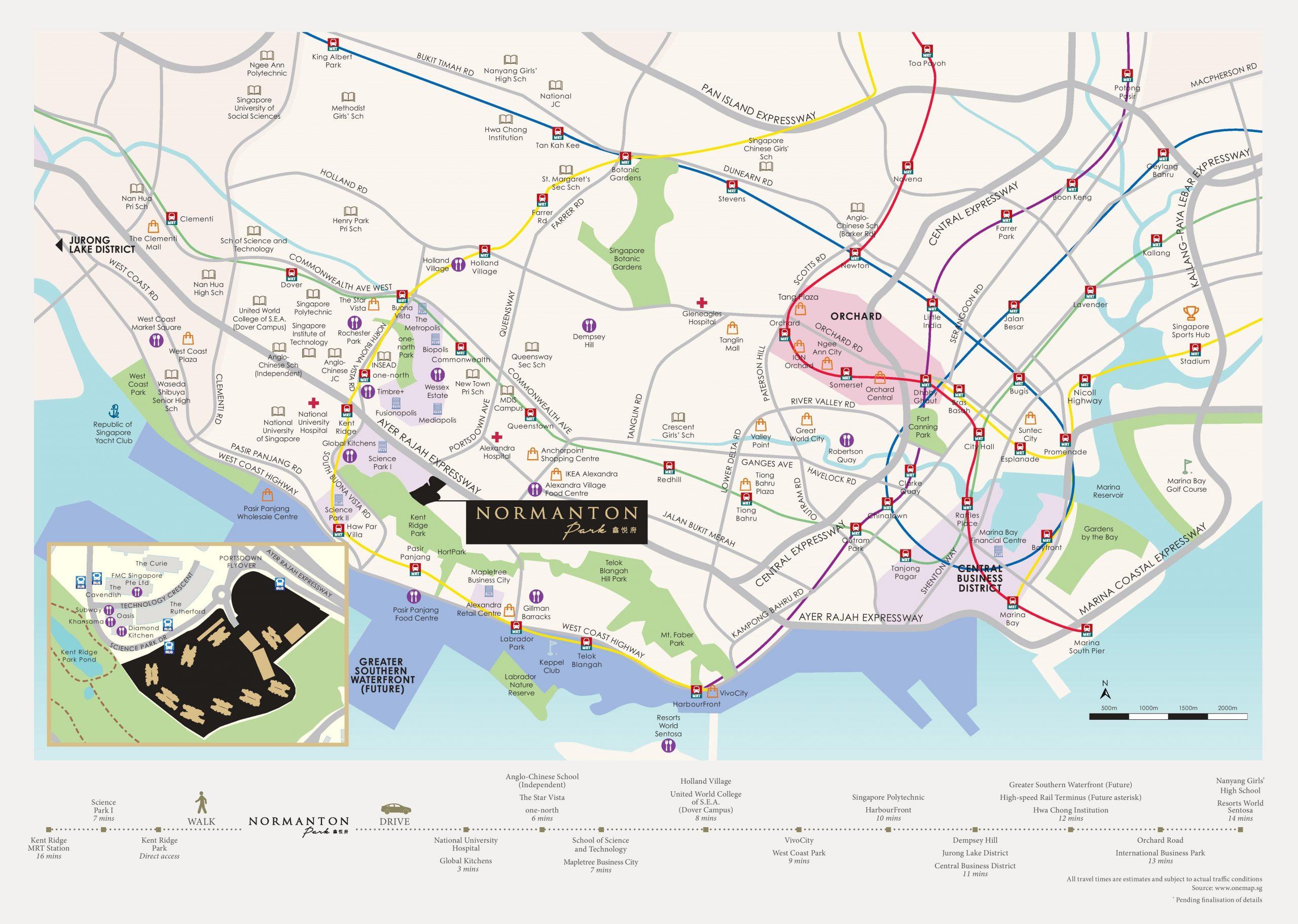 Location Map 8